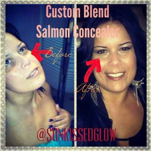 Salmon Concealer